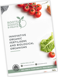 Roots, Shoots & Fruits - Product Catalogue